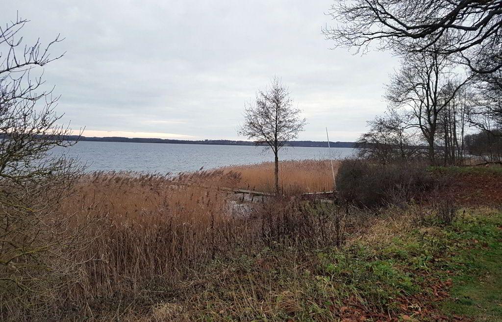 Ved Tumlingehus ved Esrum sø