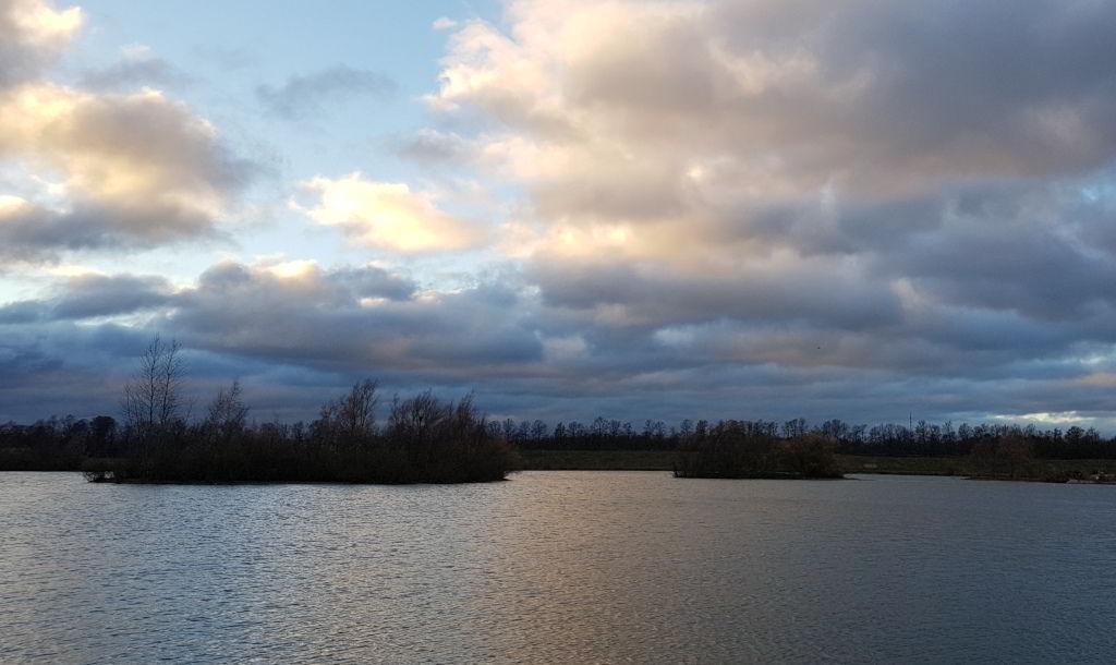 De 3 fugleøer i Himmelsøen