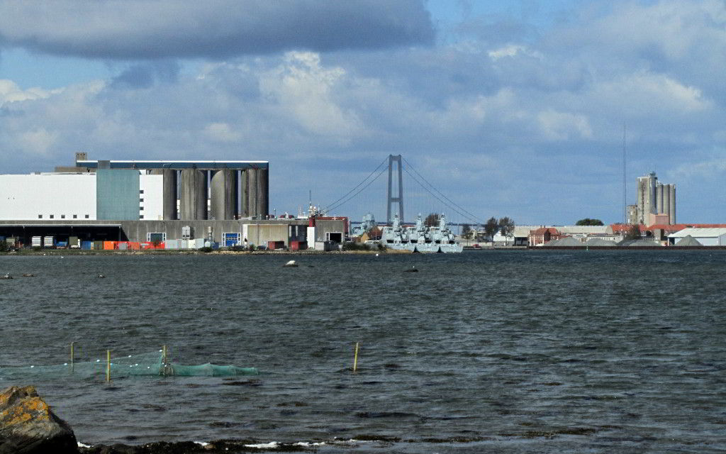 Korsør havn