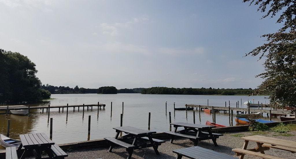 Søpromenaden ved Lyngby sø