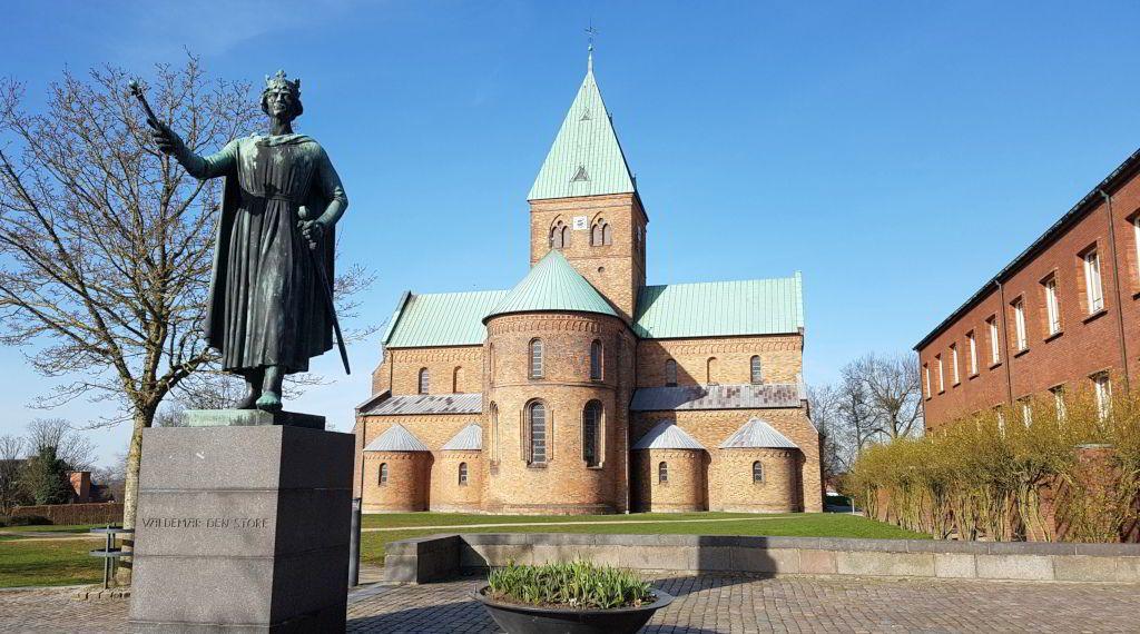Statue af Valdemar den store