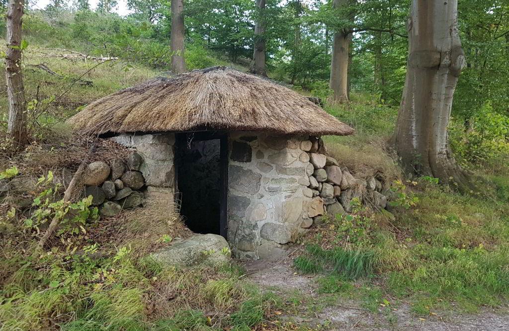 Det lille hus ved Skarresø