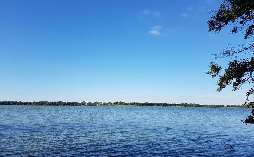 Udsigt ud over Tuelsø